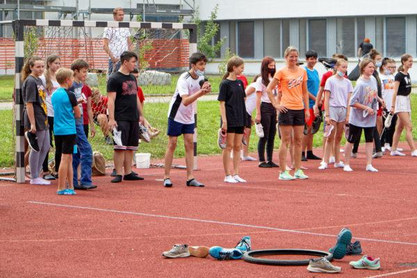 2021 - MS Reisbach - Schulleben - Olympiade 8